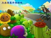 风靡蒙系3D小游戏植物大战僵尸移植版