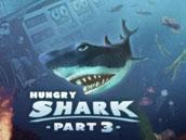 饥饿的鲨鱼3 画面精美的3D游戏