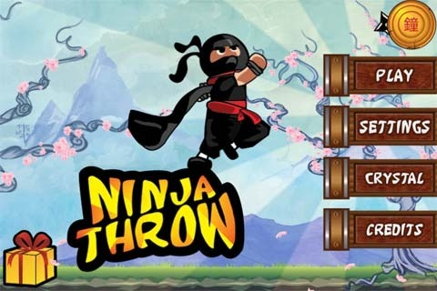 《忍者飞镖(ninja throw)》评测:忍者变身路线规划帝