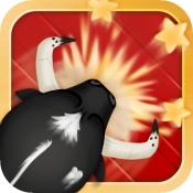 【愤怒的公牛:Bull Mouse】一款触控撞击游戏