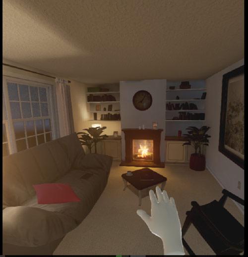 地震模拟VR