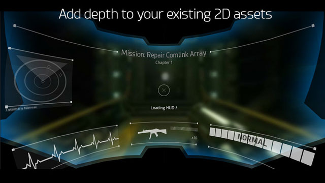 Curved UI - VR Ready Solution To Bend / Warp Your Canvas!