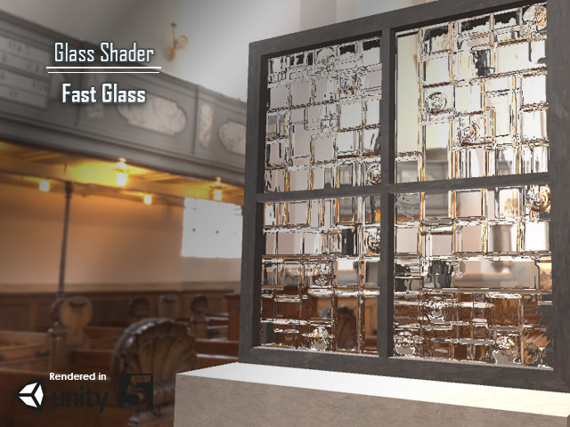 Glass Shaders