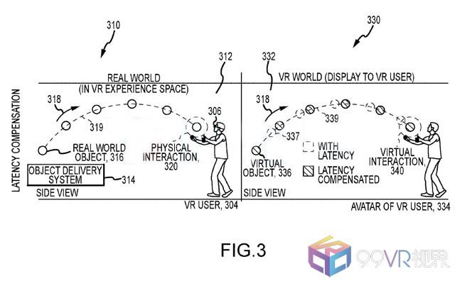 迪士尼新专利