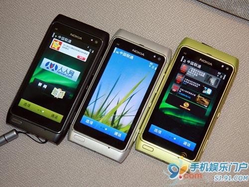 双核+Symbian升级 诺基亚明年大救赎