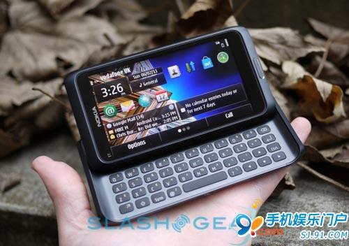 诺基亚白送开发者E7和WP7手机