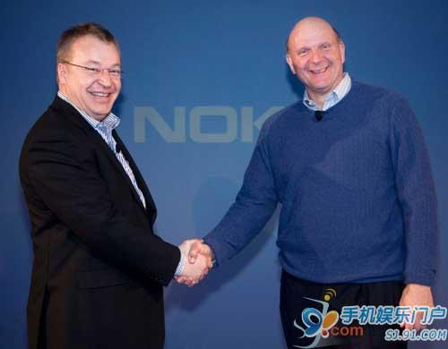 诺基亚确认年底将有WP7机型推出