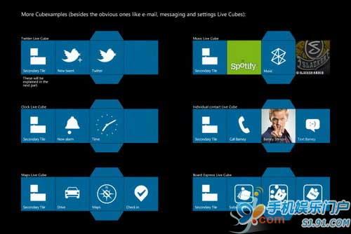 粉丝设计 诺基亚Windows Phone 7界面曝光