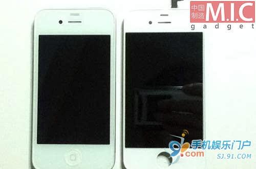窄边框大屏 苹果iphone