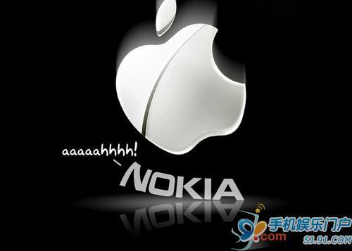 """被苹果超越 诺基亚不再是""""全球销售额第一"""""""