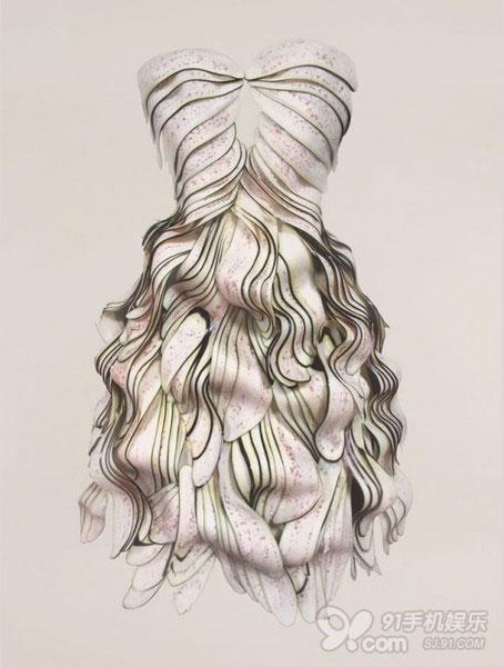 【铂玛男士礼服】设计理念 长款明星晚礼服 紫色修身 尽显高贵风情