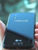 4.7寸屏四核旗舰新机 LG Nexus 4图赏