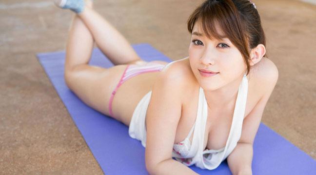 日本性感女星原千惠清纯诱惑  安卓壁纸推荐